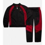 Boys Little Kids Air Jordan Retro 1 Tricot Track Jacket and Pants Set