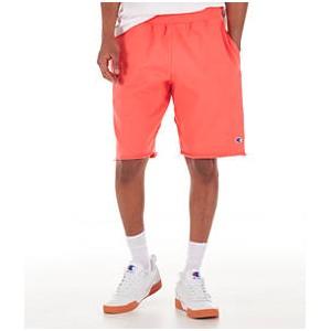 Mens Champion Reverse Weave Cut-Off Shorts