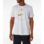"Mens Nike ""16 Stars"" Dry Basketball T-Shirt"