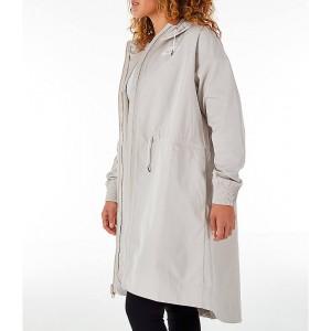 Womens Nike Sportswear Windrunner Long Hooded Wind Jacket