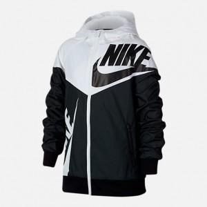 Boys Nike Sportswear Windrunner Full-Zip Jacket