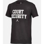 Boys Air Jordan Court Security T-Shirt