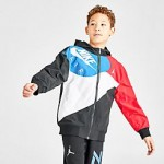 Boys Jordan AJ4 Lightweight Jacket