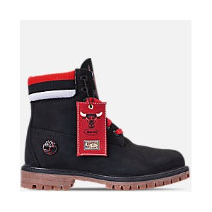 Mens Timberland x Mitchell and Ness x NBA 6 Inch Classic Premium Boots