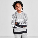 Boys adidas Originals Colorblock Logo Hoodie