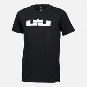 Boys Nike Dri-FIT LeBron Crown T-Shirt