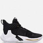 Boys Big Kids Air Jordan Why Not Zer0.2 Basketball Shoes