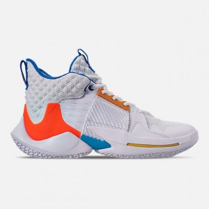 Mens Air Jordan Why Not Zer0.2 Basketball Shoes
