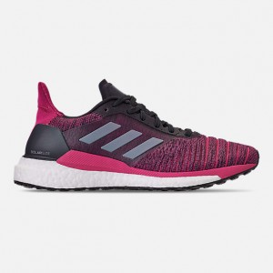Womens adidas Solar Glide Running Shoes