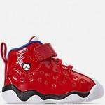 Boys Toddler Jordan Jumpman Team II Basketball Shoes