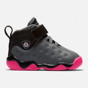 Girls Toddler Jordan Jumpman Team II Basketball Shoes