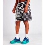 Mens Nike Sportswear Allover Print Shorts