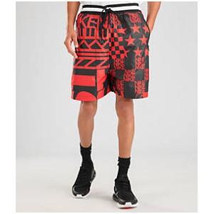 Mens Nike Sportswear Allover Print Shorts