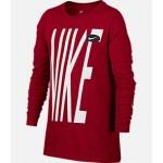 Boys Nike HBR Long-Sleeve T-Shirt