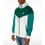 Mens Nike Sportswear Colorblock Windrunner Hooded Jacket