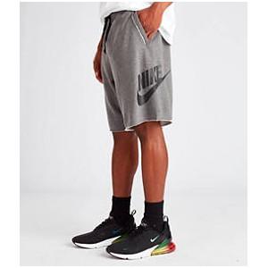 Mens Nike Sportswear Alumni Fleece Shorts