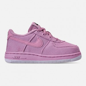 Girls Toddler Nike Air Force 1 07 LV8 Style Casual Shoes