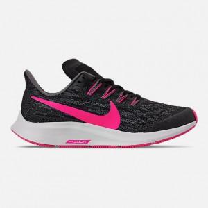 Girls Big Kids Nike Air Zoom Pegasus 36 Running Shoes