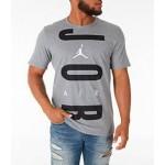 Mens Jordan Air Wordmark T-Shirt