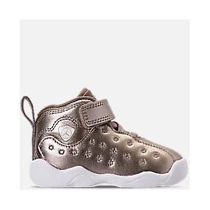 Girls Toddler Jordan Jumpman Team II SE Basketball Shoes