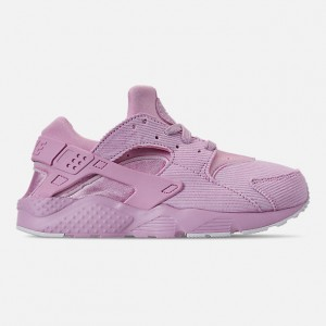 Girls Little Kids Nike Huarache Run SE Running Shoes