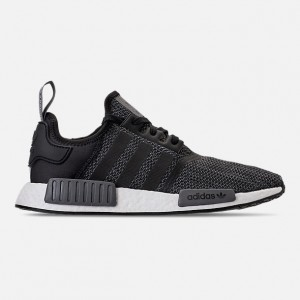 Mens adidas NMD Runner R1 STLT Primeknit Casual Shoes