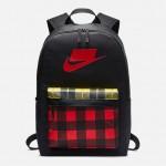 Nike Heritage 2.0 Plaid Backpack