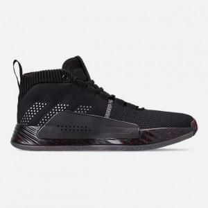 Mens adidas Dame 5 Basketball Shoes