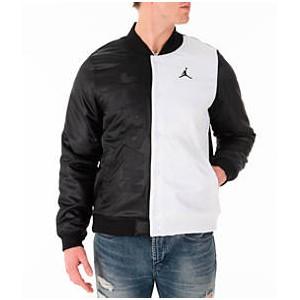 Mens Jordan Sportswear Legacy AJ11 Bomber Jacket