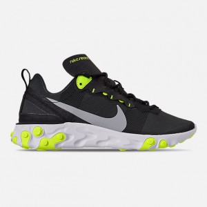 Mens Nike React Element 55 Casual Shoes