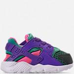 Boys Toddler Nike Huarache Run Now Casual Shoes