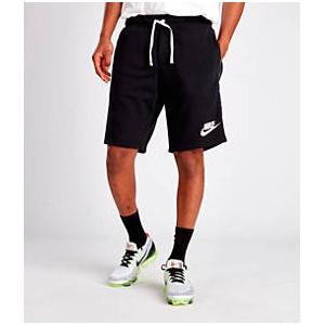 Mens Nike Sportswear Hybrid Shorts