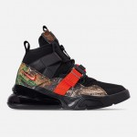 Mens Nike Air Force 270 Utility Realtree Off-Court Shoes