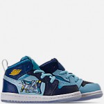 Boys Toddler Air Jordan 1 Mid Fly Casual Shoes
