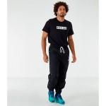 Mens Nike Sportswear Swoosh Woven Jogger Pants