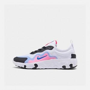 Girls Big Kids Nike Renew Lucent Running Shoes