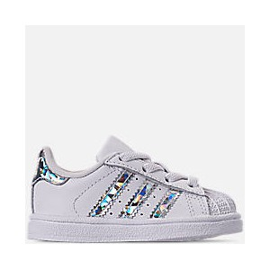 Girls Toddler adidas Superstar Casual Shoes