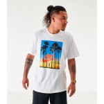 Mens Nike Sportswear Sunset T-Shirt