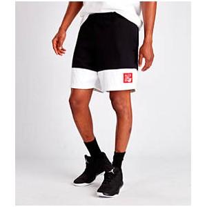 Mens Jordan Legacy AJ4 Fleece Shorts