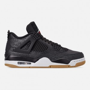 Mens Jordan Retro 4 SE Basketball Shoes