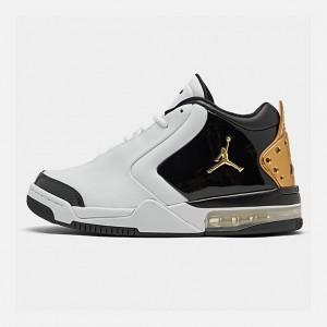 Mens Air Jordan Big Fund Premium Basketball Shoes
