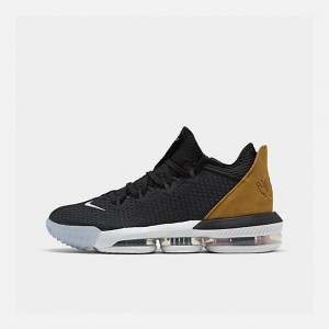 Mens Nike LeBron 16 Low Basketball Shoes