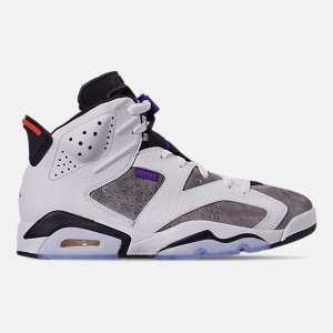 Mens Jordan Retro 6 LTR Basketball Shoes