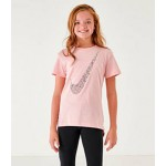 Girls Nike Sportswear Swoosh T-Shirt