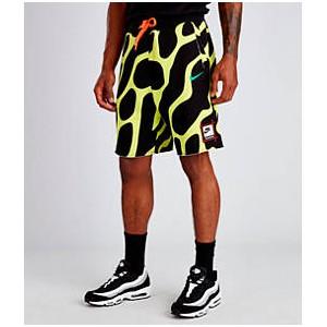 Mens Nike Sportswear Gel Retro Future Shorts
