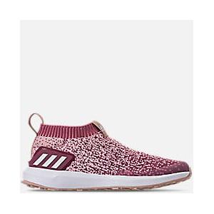 Girls Little Kids adidas RapidaRun Laceless Running Shoes