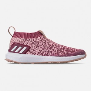 Girls Little Kids adidas RapidaRun Laceless Running Shoes
