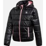 Girls adidas Originals Trefoil Midseason Puffer Jacket