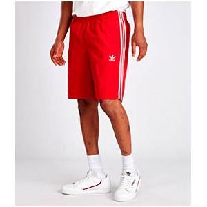Mens adidas Originals 3-Stripes Swim Shorts