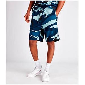 Mens adidas Originals Camouflage Shorts